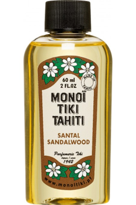 Tiki Monoi Santal 60 ml