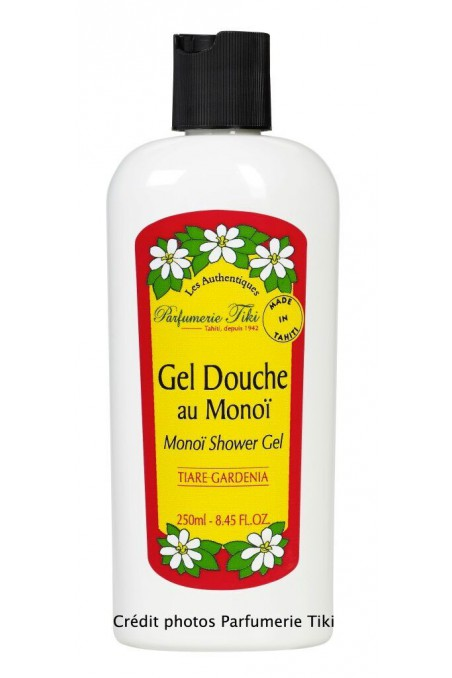 GEL DOUCHE AU MONOI 250ML